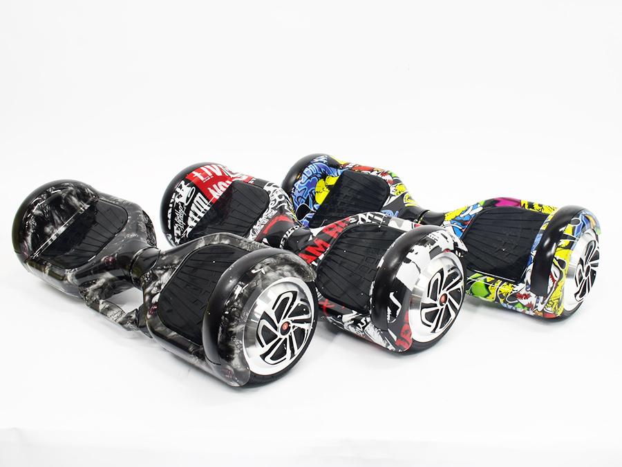 6.5″ Smart Balancing Hoverboard - assorted designs