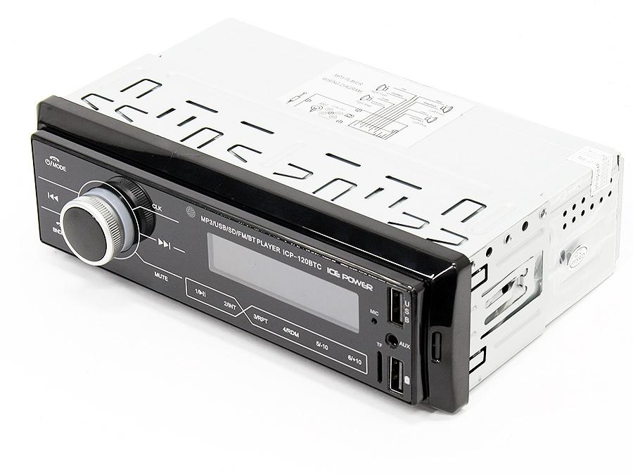 ICE Power ICP-120BTC Media Player with Bluetooth, USB