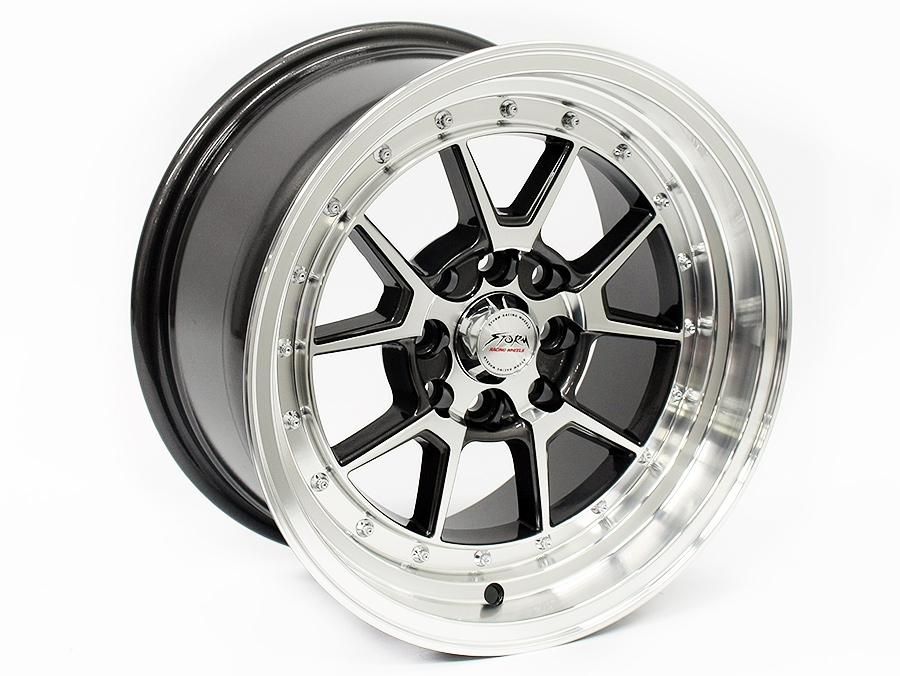 15″ ST Sickel 4/100 & 4/114 DGI Alloy Wheels