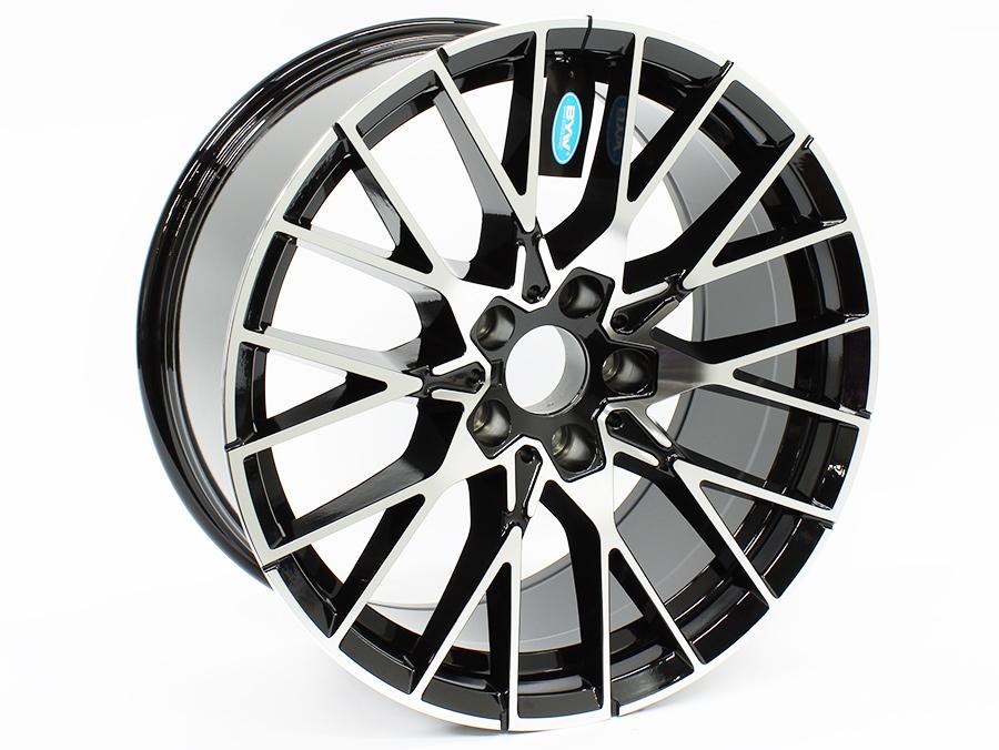 19″ Type-1392 5/120 Narrow & Wide Alloy Wheels