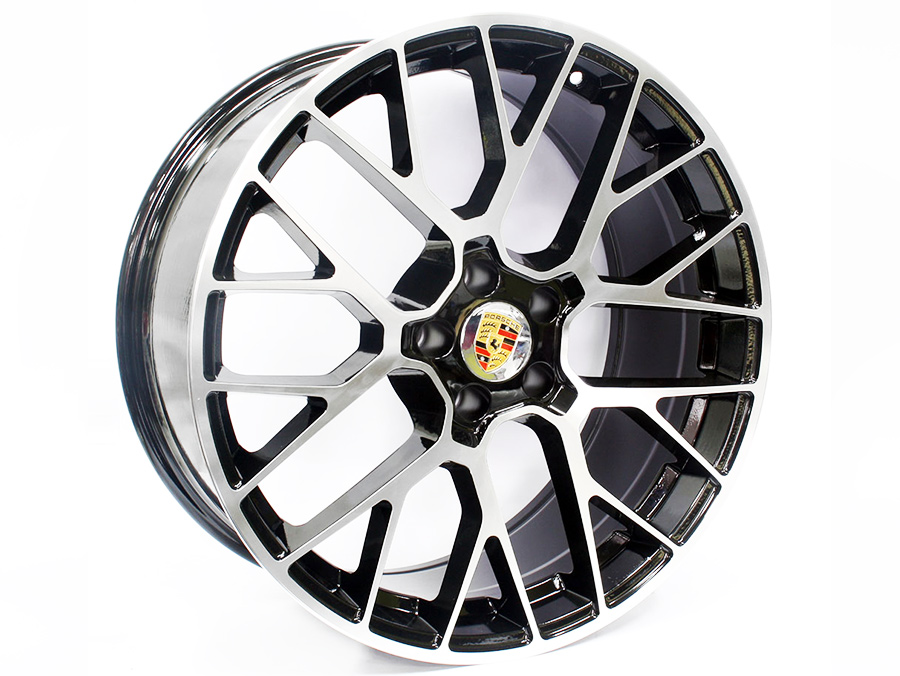 20″ Porsche Style 998 5/130 Alloy Wheels