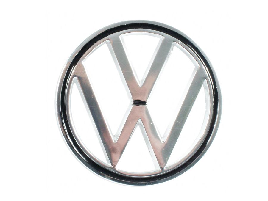 VW Beetle 1963-1979 Chrome Bonnet Badge