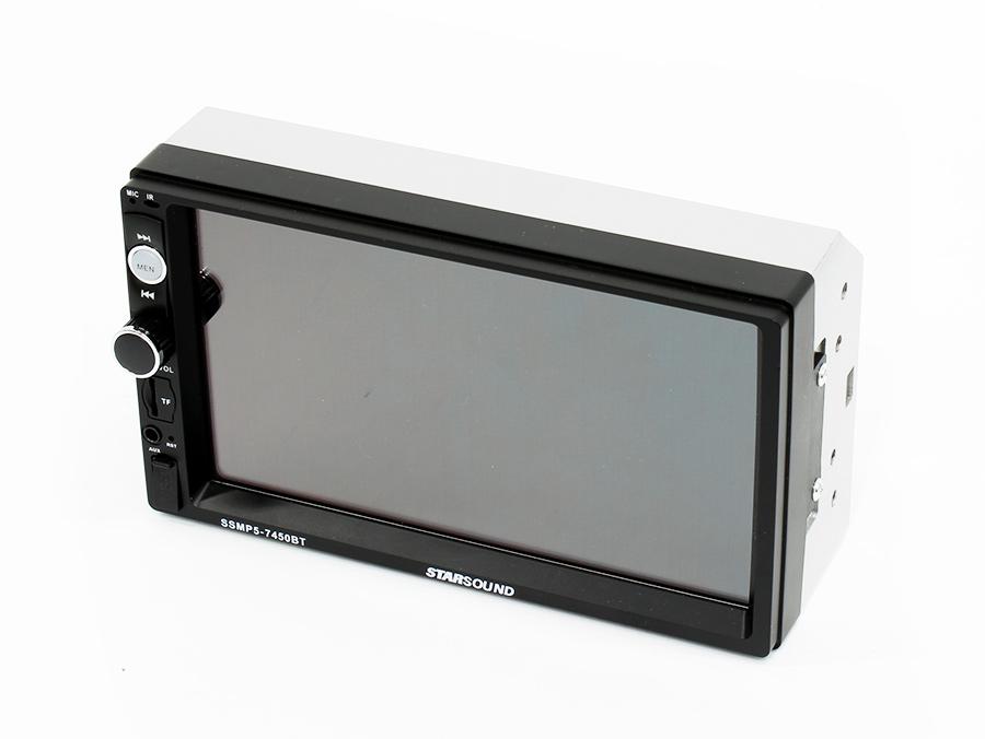 Starsound SSMp5-7450BT Double Din Media Player