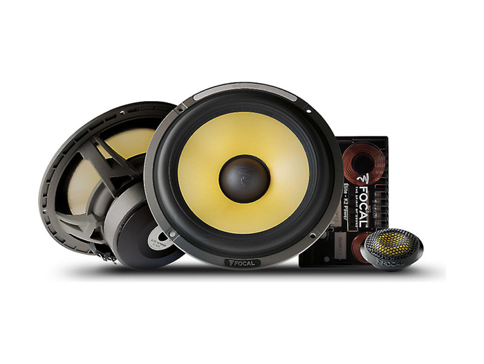 Focal KIT ES165K 6″ 100rms 2way Speakers