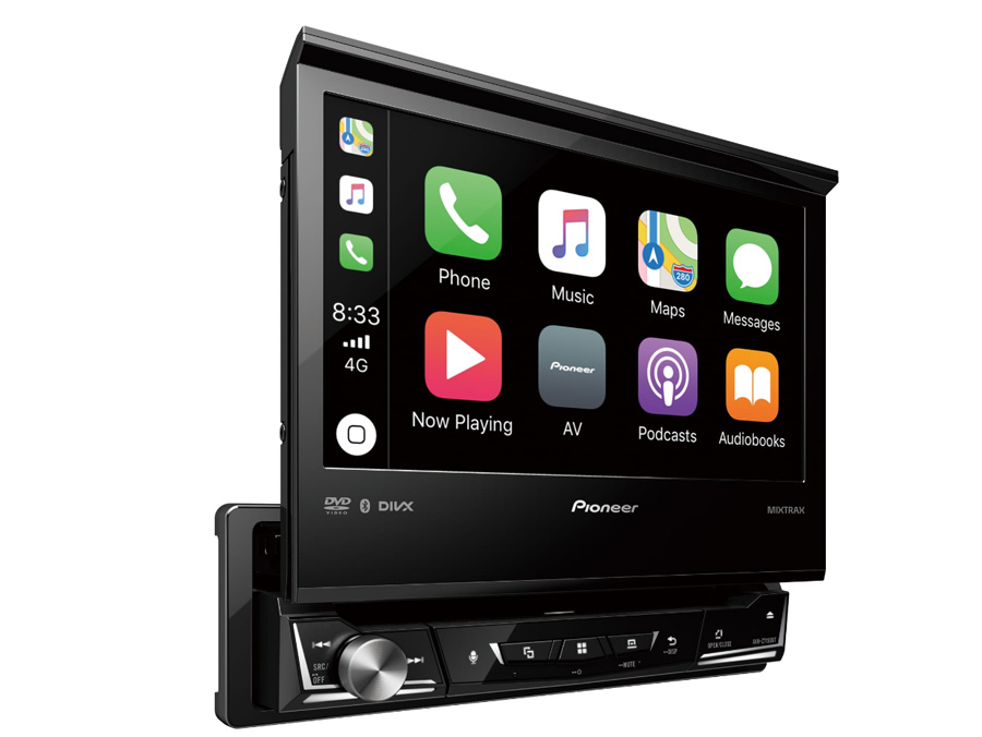 Pioneer AVH-Z7250BT In-Dash DVD with Android Auto, Apple Car Play
