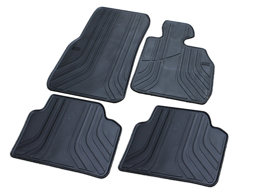 Rubber Moulded Design Floormats suitable to fit BMW F30