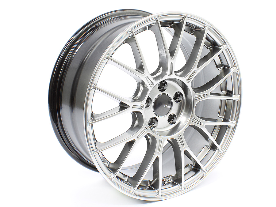 17″ R-Line 177144 5/100 Hyperblack Alloy wheels