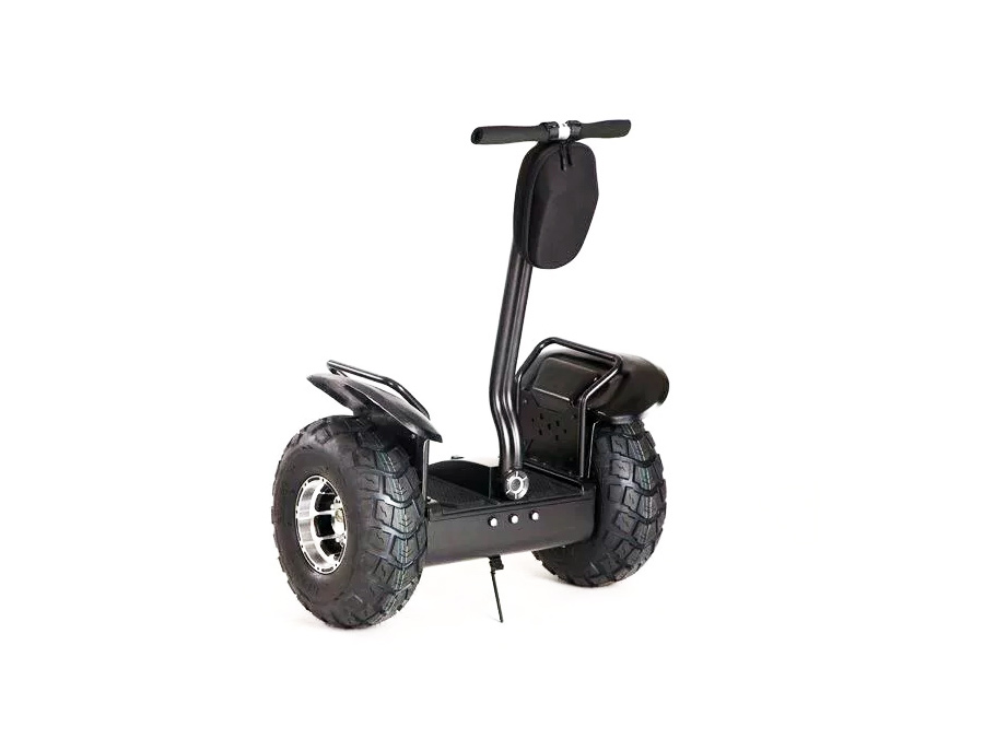 HillBillies E- Segway X4 4000w with helmet & knee guards