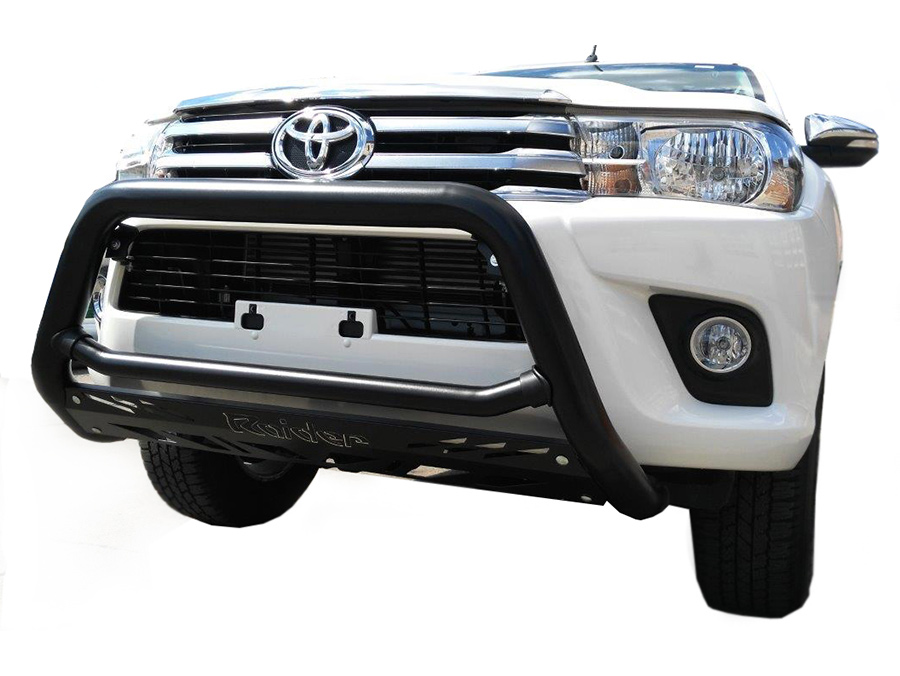 Nudgebar for Toyota Hilux 640A PC2