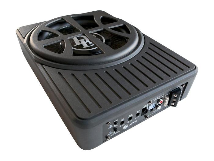 DLS ACW10 10″ 200rms Active Subwoofer & Amplifier Combo