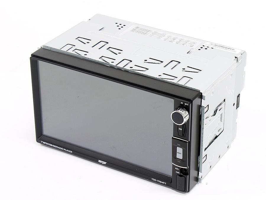Targa TDD-GP708Mp5 7″ Double Din Media Player with GPS