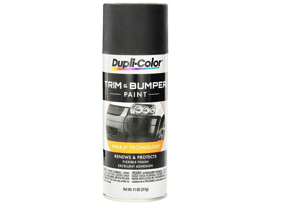 Duplicolor trim and Bumper Paint