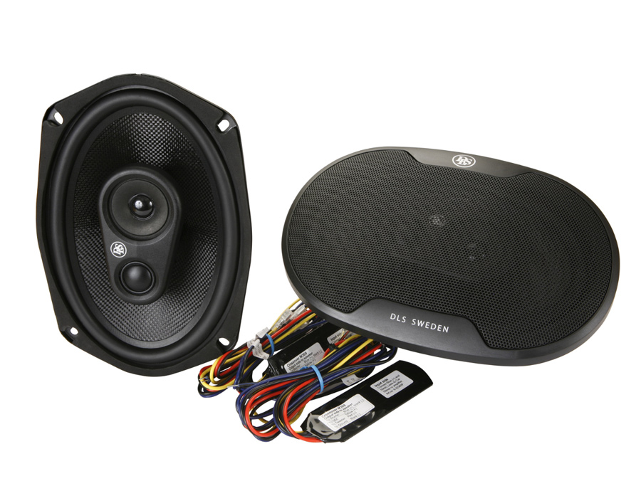 DLS Performance M369 - 3-way 6×9″ Speakers 200w
