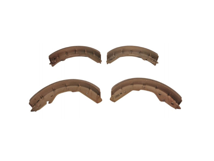 VW Baywindow Rear Brake Shoe Set