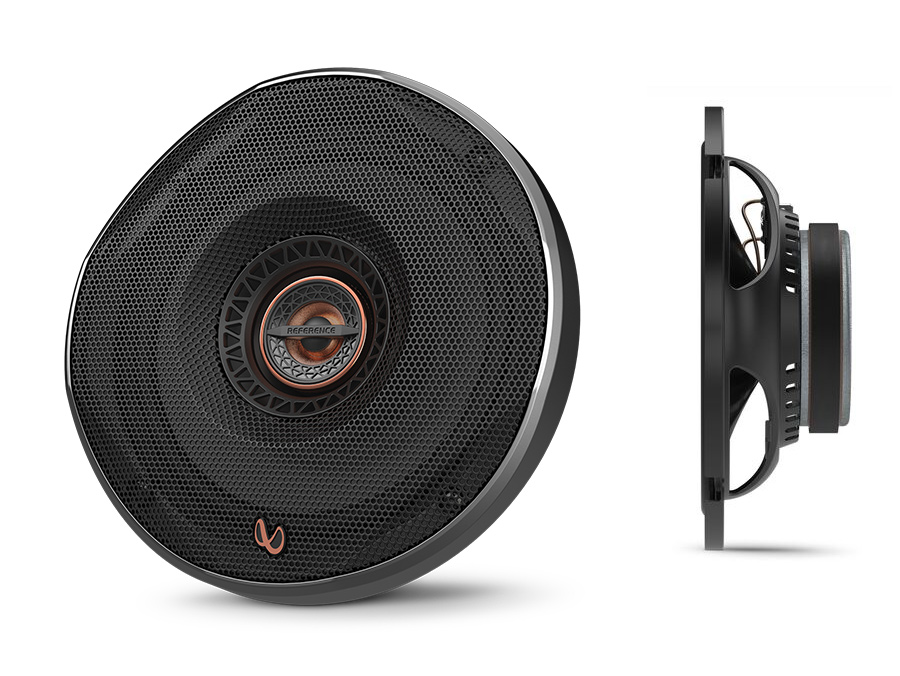 Infinity Reference 6522ex 6.5″ Shallow Mount Coaxial Speakers