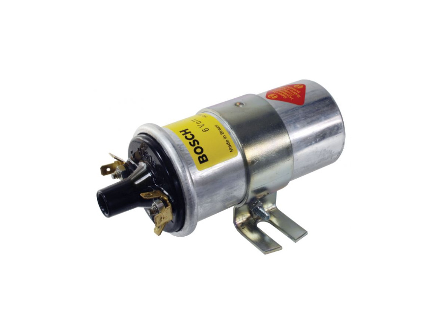 Bosch Ignition Coil 6 Volt Super