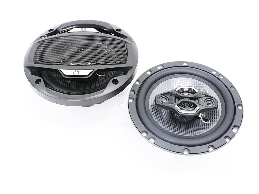 Reference Audio Edge Series 6″ 250w 4way Speakers