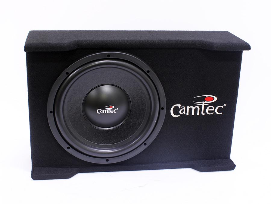 Camtec CT-BK12 12″ 4100w Slimline Subwoofer & Enclosure