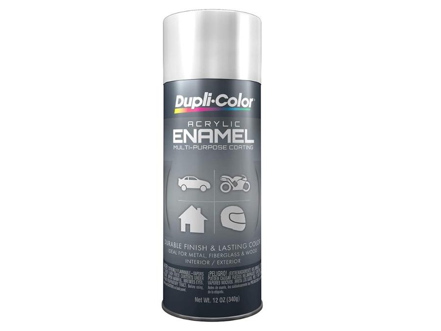 Duplicolor DA1670 Acrylic Enamel Gloss White Spraypaint