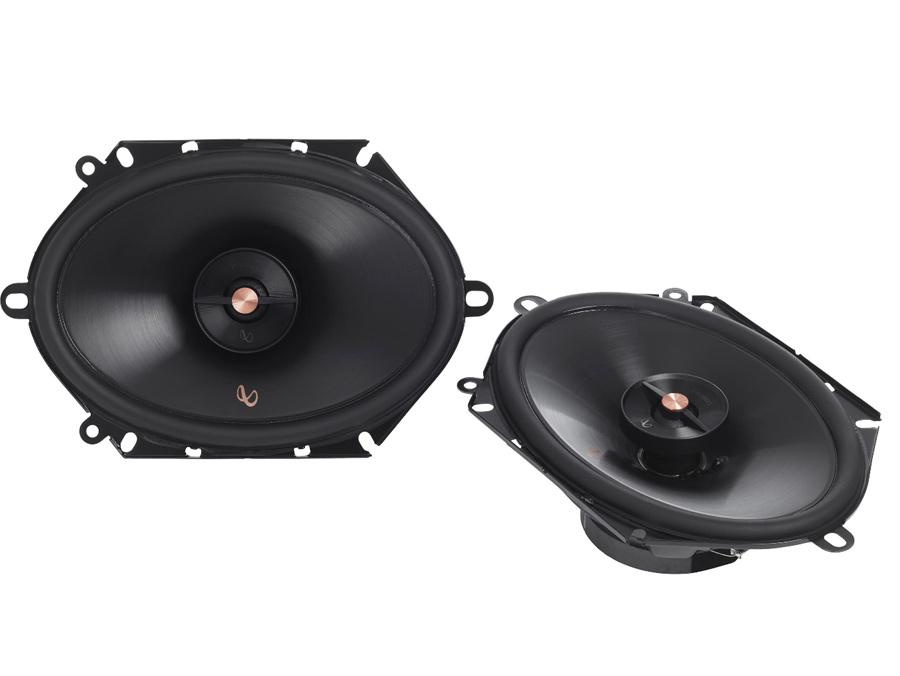 Infinity Primus PR8612cf 6″x8″ 55w rms 2-way car speakers