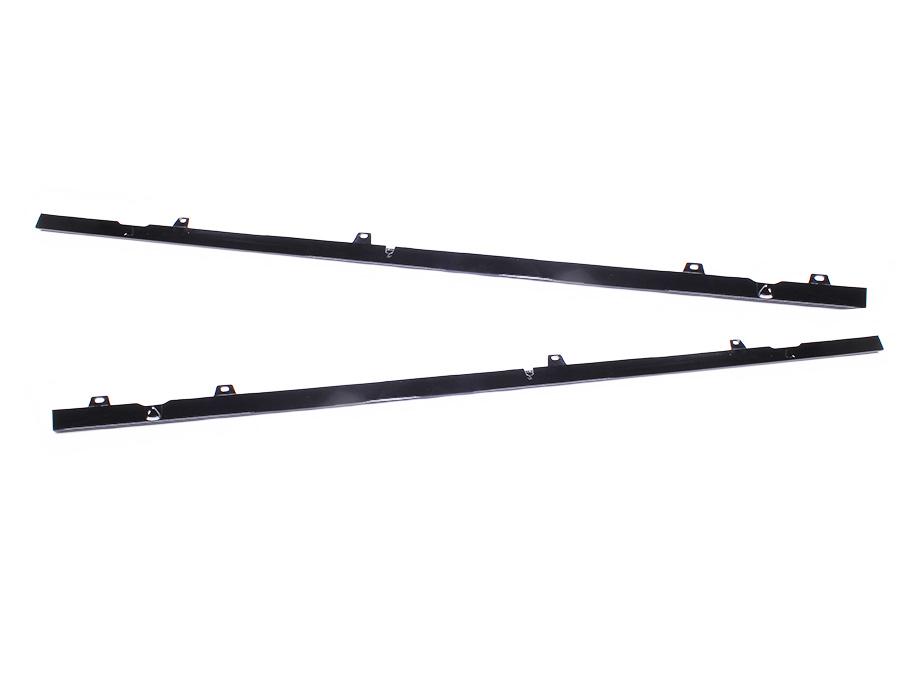 VW Golf Mk7 R-Line Gloss Black Side Skirts