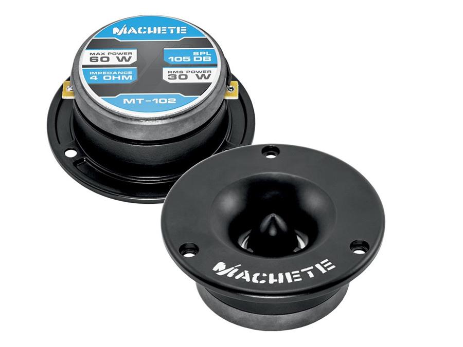 Deaf Bonce MT-102 Machete Pro Series 30rms Tweeters