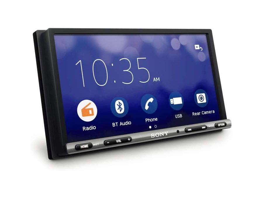 "Sony XAV-3500 6.95"" Bluetooth® Media Receiver with WebLink"