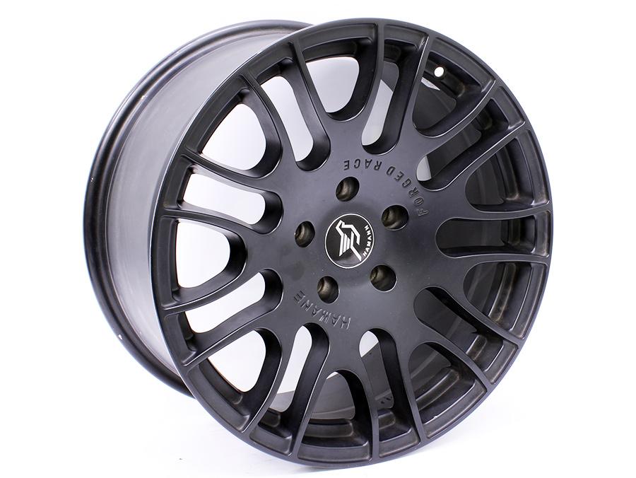 18″ Hammon 5/120 Matt Black Alloy Wheels